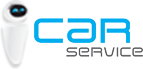Car Repairs - iCar Service Logo